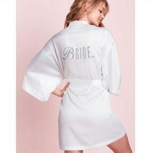 Victoria's Secret | I Do Bridal Bride White Robe